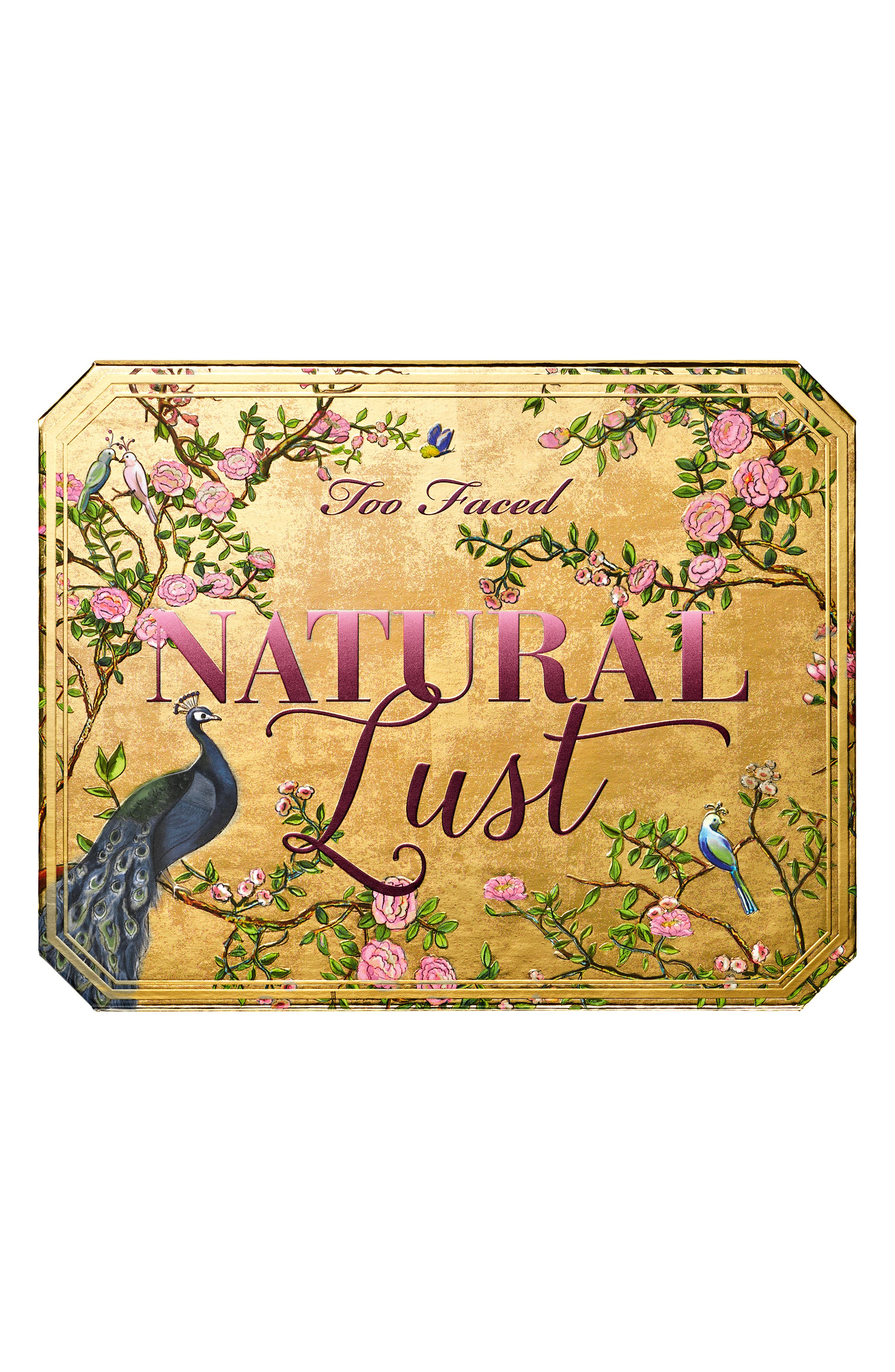 ,                             Natural Lust Naturally Sexy Eyeshadow Palette,                             Alternate thumbnail 7, color,                             NO COLOR