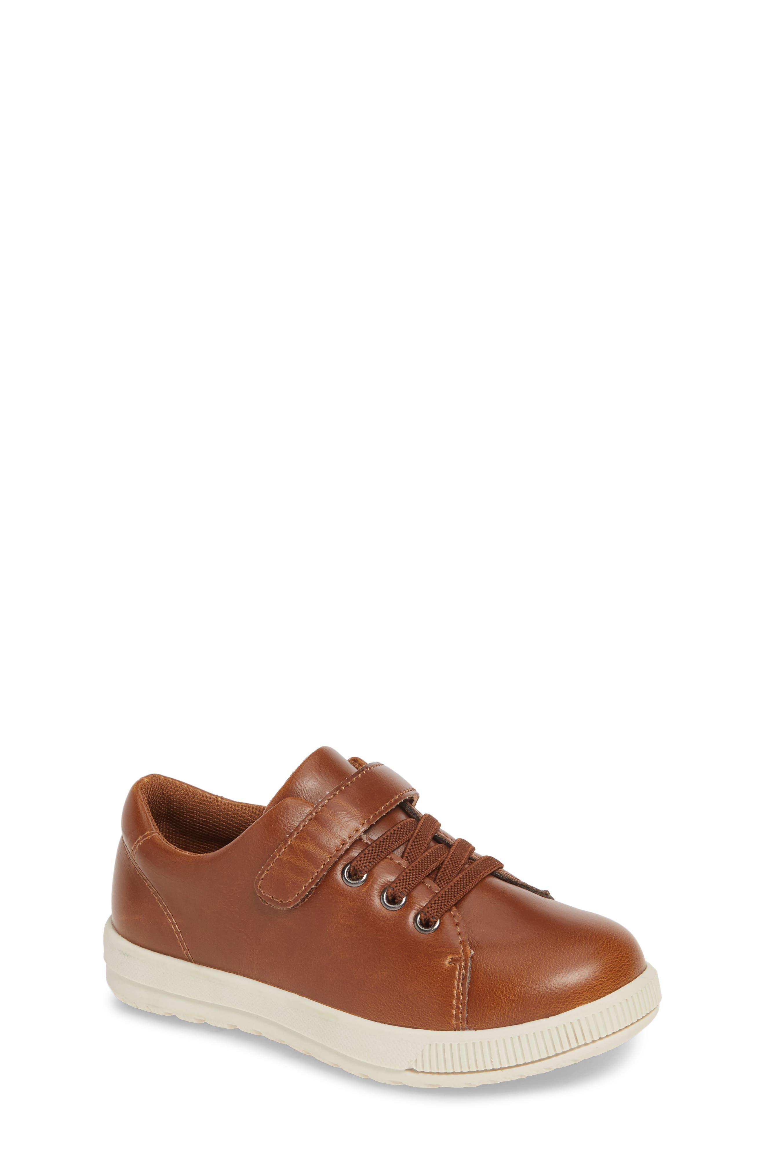 Toddler Boys 1901 Low Top Sneaker Size 8 M  Brown