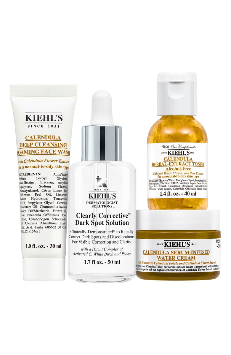KIEHL'S SINCE 1851 Brighten Up Bundle Set, Main, color, 000