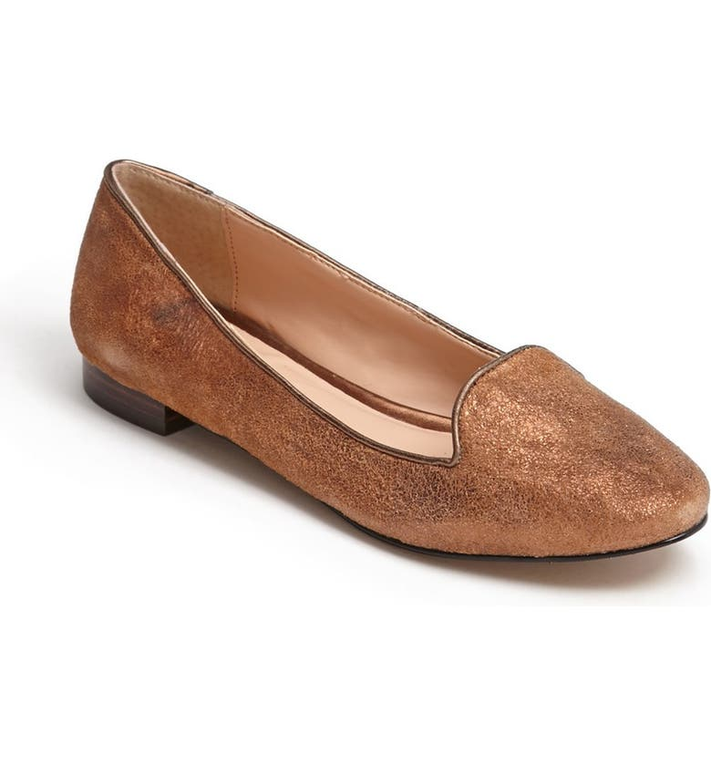SOLE SOCIETY Julianne Hough for Sole Society 'Britton' Flat, Main, color, 230