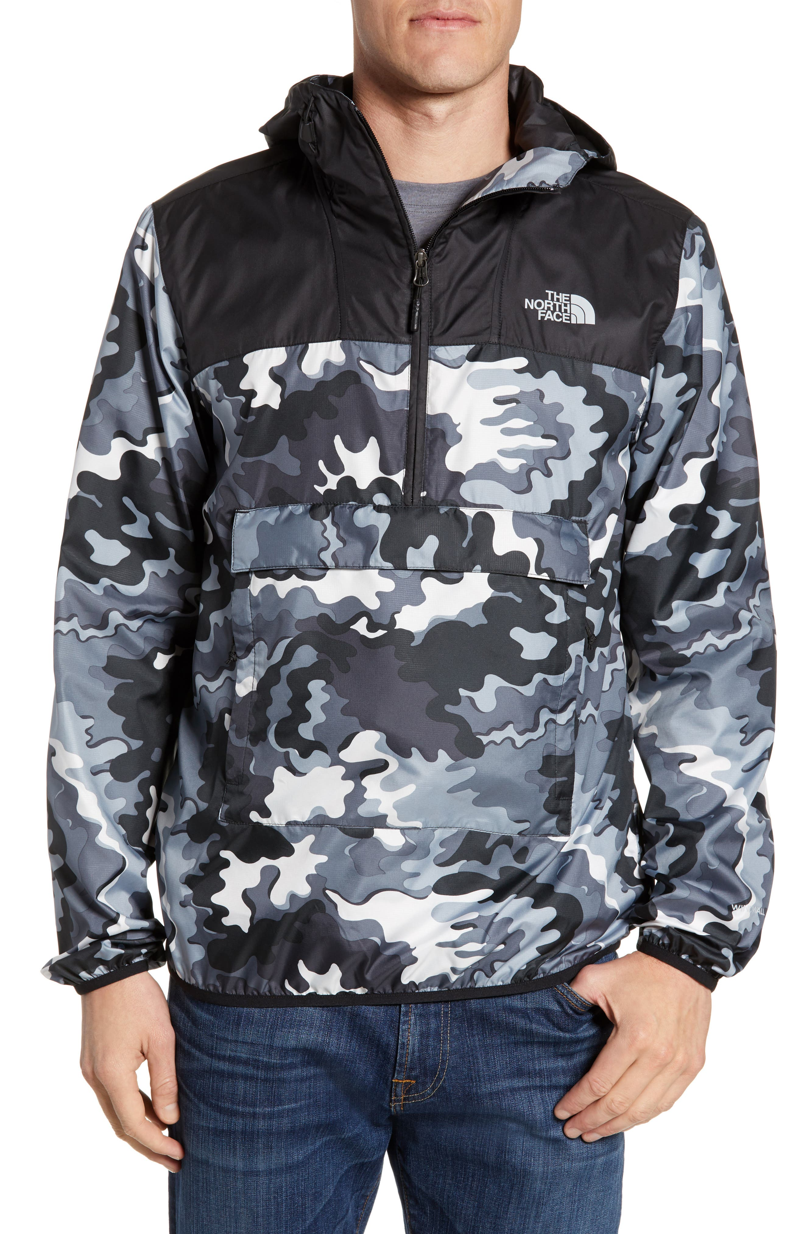 The North Face Fanorak Jacket, Black