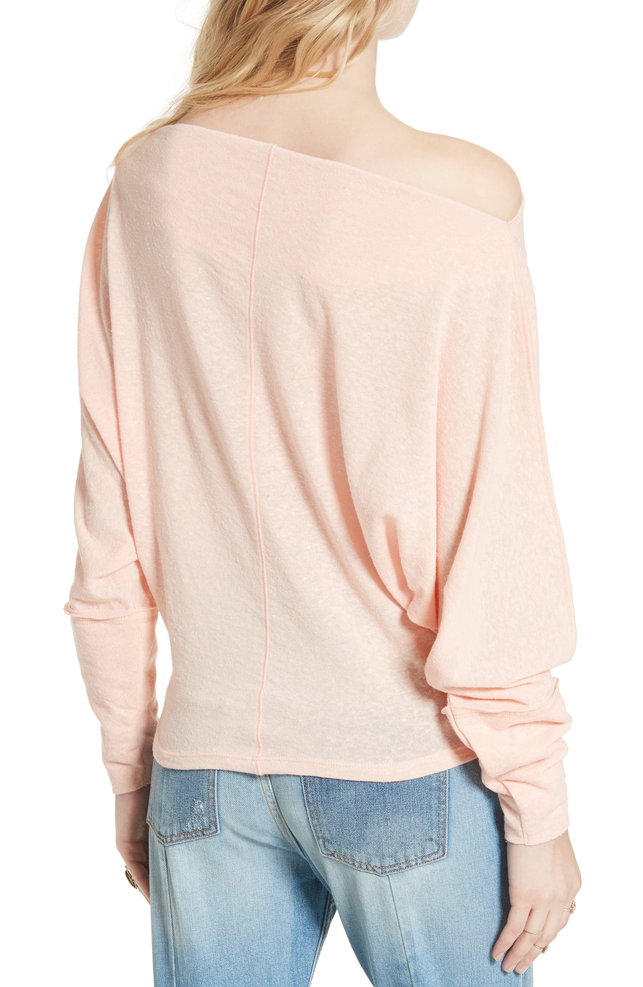 ,                             Valencia Off the Shoulder Pullover,                             Alternate thumbnail 54, color,                             950