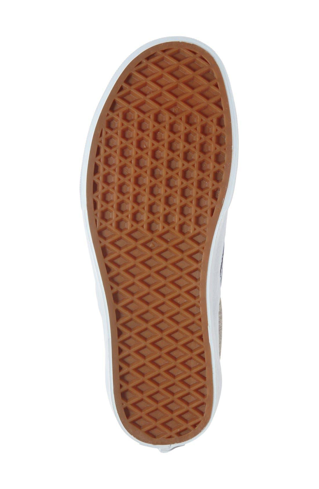 ,                             Classic Slip-On Sneaker,                             Alternate thumbnail 355, color,                             401
