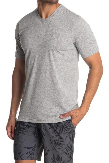 Image of TRAVIS MATHEW Payout V-Neck T-Shirt