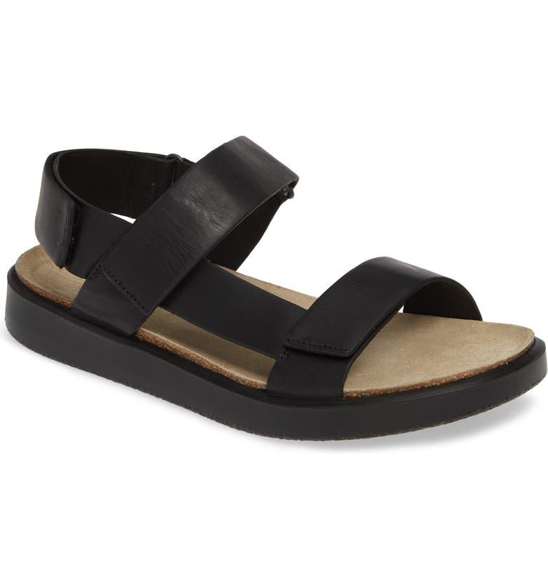 ECCO Corksphere Sandal, Main, color, 009