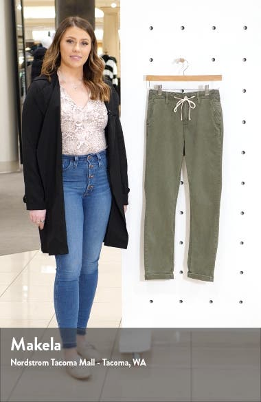 Drawstring Waist Pants, sales video thumbnail
