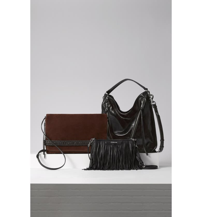 69ebf436027f 'Finn' Convertible Leather Clutch