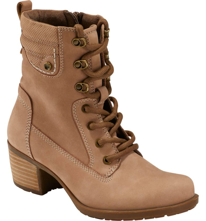 EARTH<SUP>®</SUP> Denali Anchor Boot, Main, color, TAWNY BROWN NUBUCK LEATHER