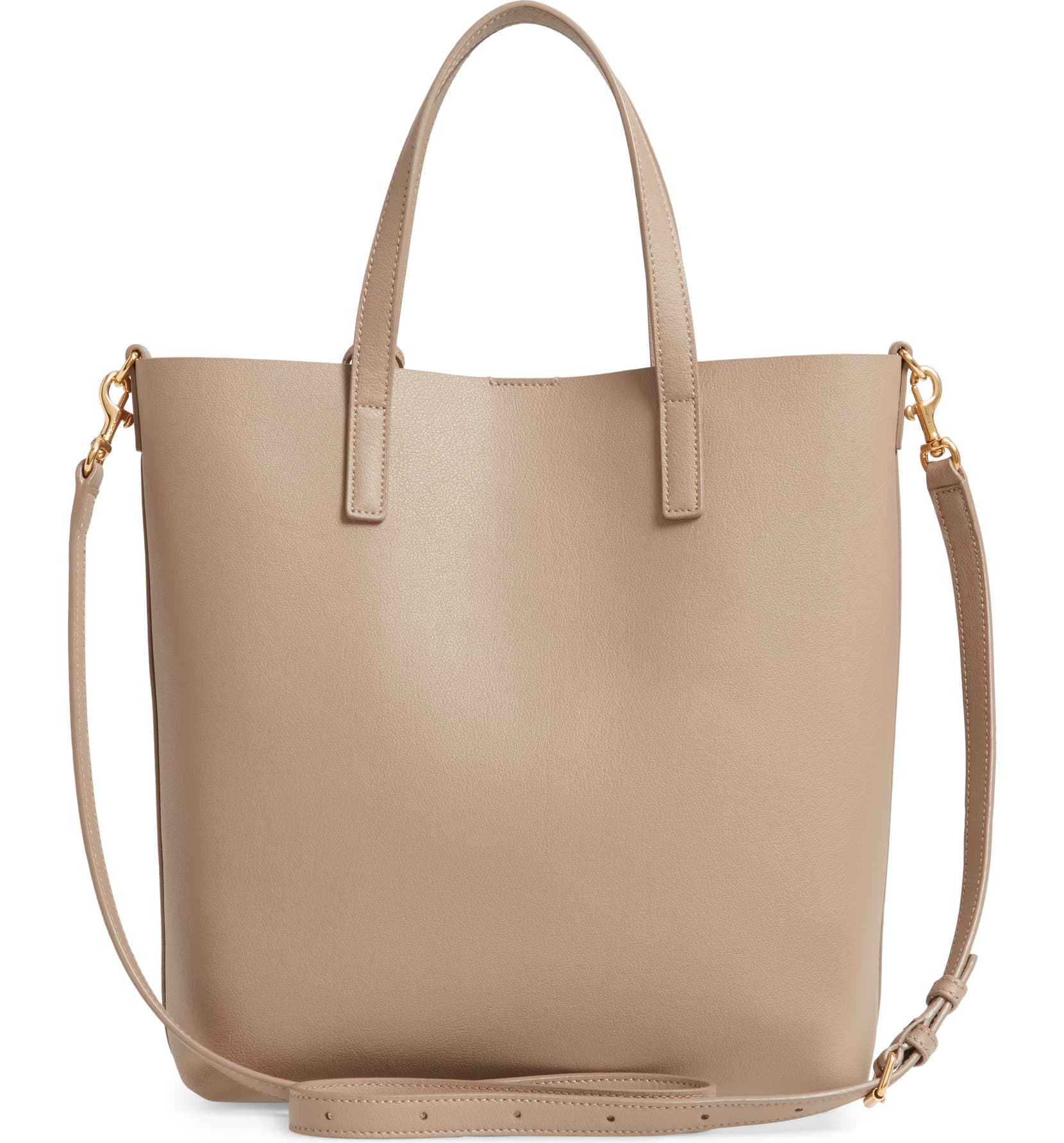 17aa5d79655 Saint Laurent Toy Shopping Leather Tote | Nordstrom