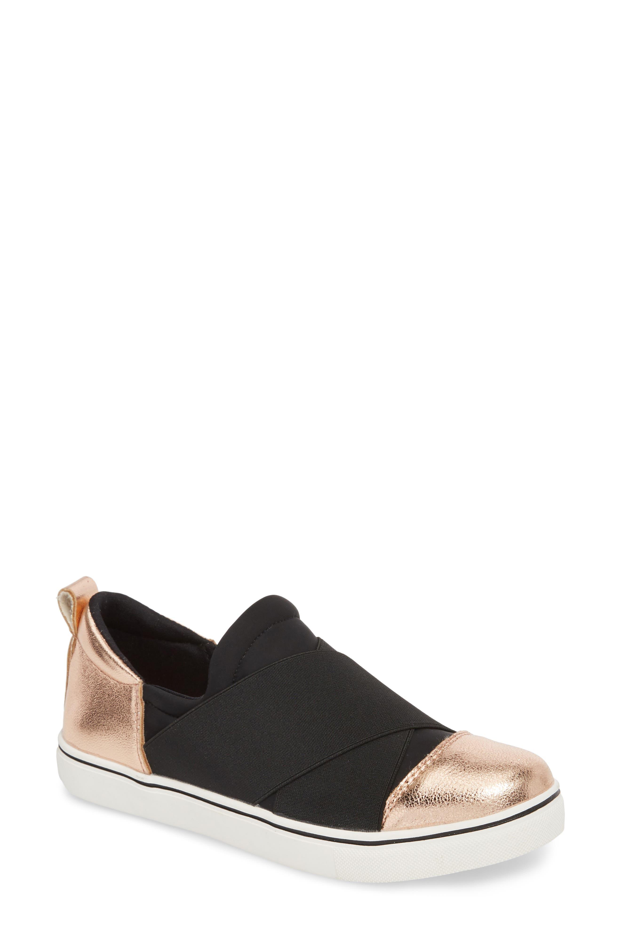 Bernie Mev. Elmwood Slip-On Sneaker, Pink