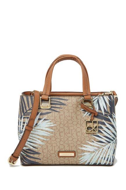 Image of Calvin Klein Rachelle Signature Bag