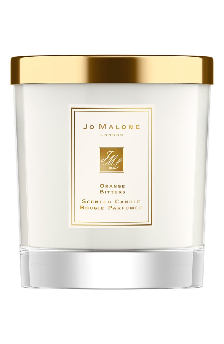 JO MALONE LONDON<SUP>™</SUP> Orange Bitters Scented Candle, Main, color, 000