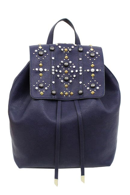 Image of Foley & Corinna Avery Studded Liberated Vegan Leather Backpack