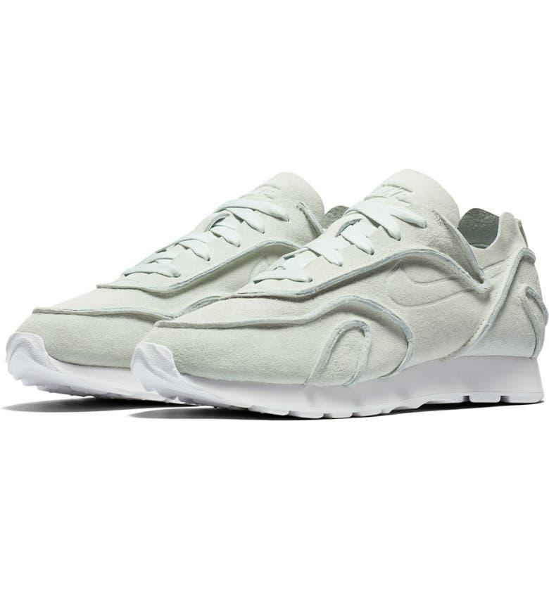 NIKE Outburst Deconstruct Sneaker, Main, color, GHOST AQUA/ GHOST AQUA/ WHITE