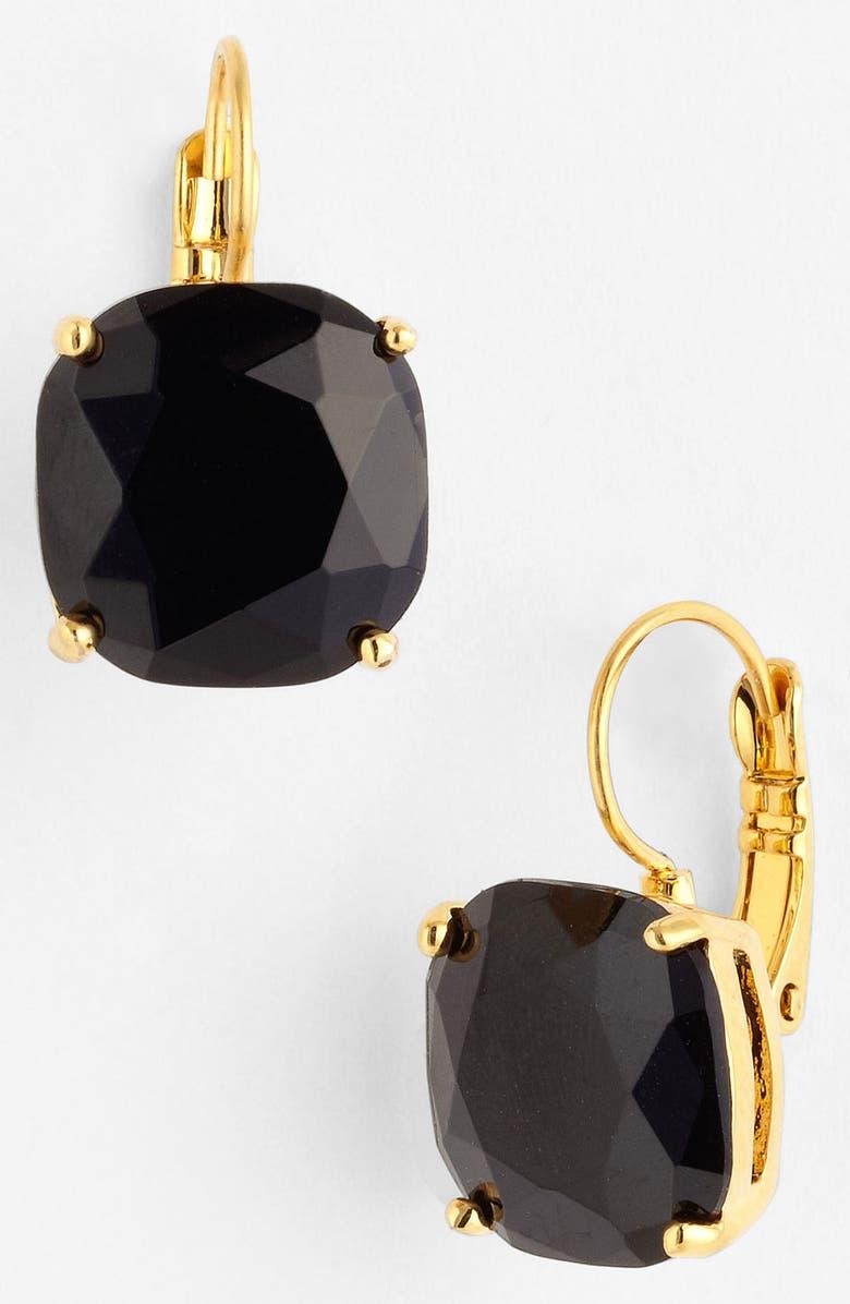 KATE SPADE NEW YORK drop earrings, Main, color, 001