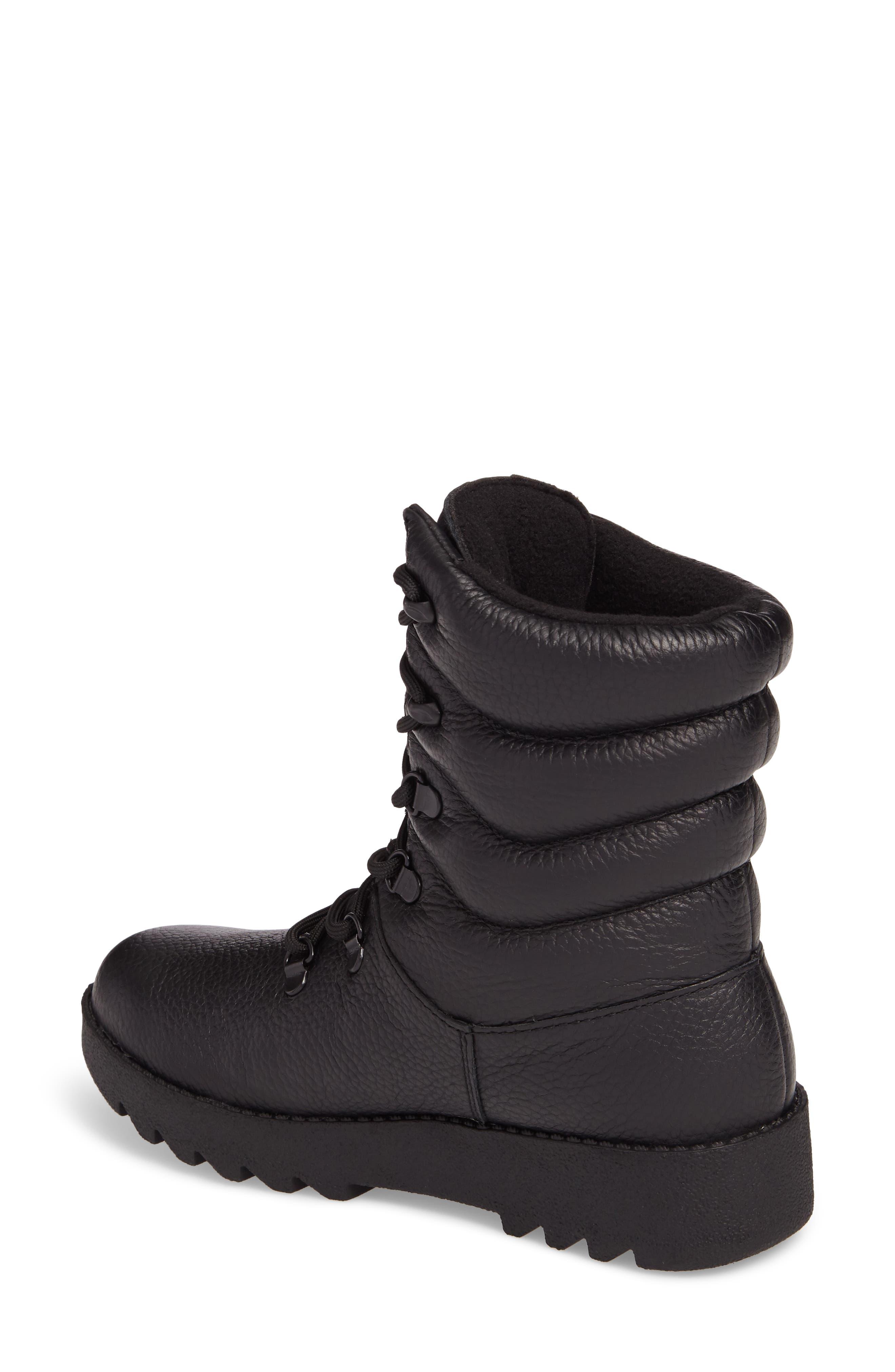 ,                             Blackout Waterproof Boot,                             Alternate thumbnail 2, color,                             001