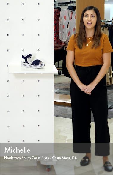 Crisscross Ankle Strap Sandal, sales video thumbnail