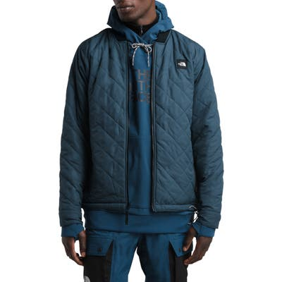 The North Face Jester Reversible Bomber Jacket, Blue/green