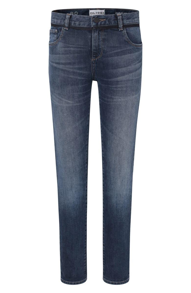 DL1961 Zane Super Skinny Jeans, Main, color, FLEX