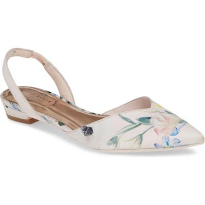 Ted Baker London Primlap Flat, Pink