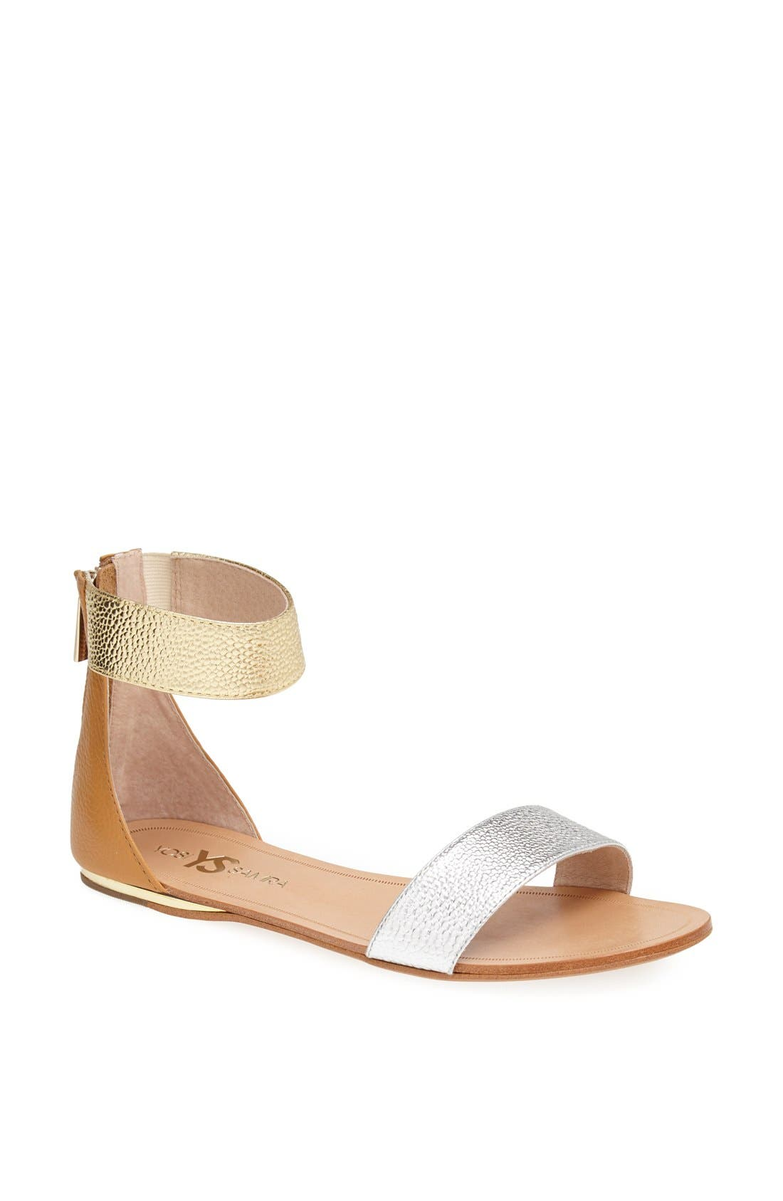 ,                             'Cambelle' Ankle Strap Sandal,                             Main thumbnail 10, color,                             040