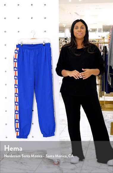 Authentic LA Besail Nylon Track Pants, sales video thumbnail