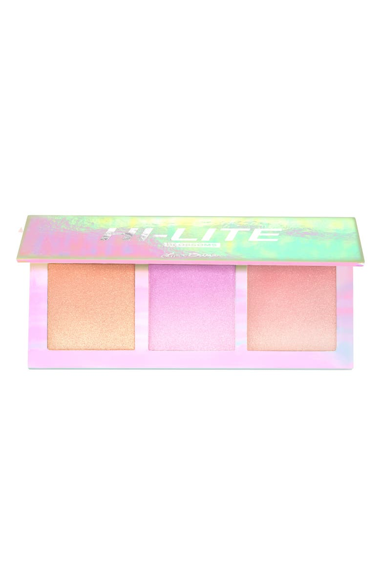 LIME CRIME HI-LITE Palette, Main, color, BLOSSOMS