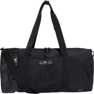 Adidas By Stella Mccartney Round Duffle Bag - Black