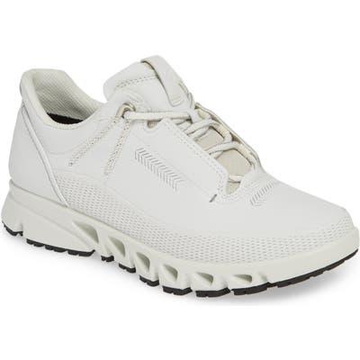 Ecco Omni-Vent Gore-Tex Waterproof Sneaker, White