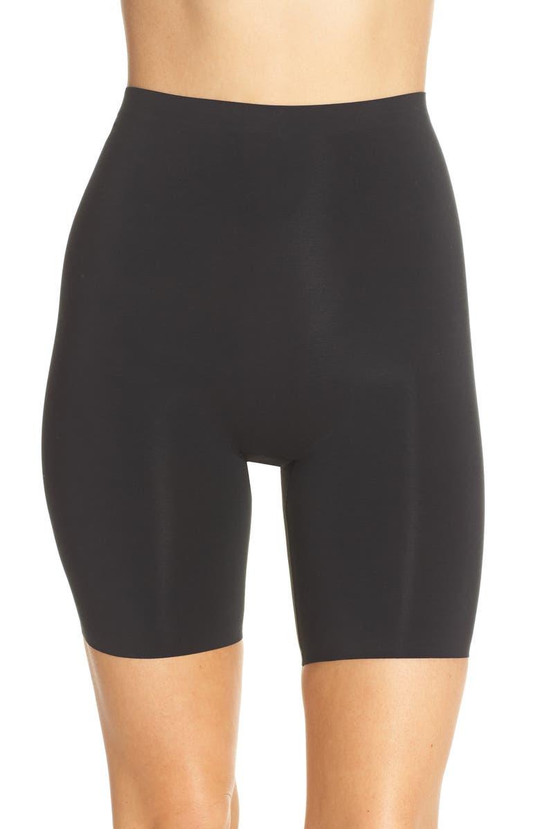 WACOAL Beyond Naked Shaping Shorts, Main, color, 001