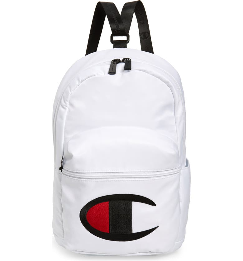 CHAMPION Cadet Mini Crossover Backpack, Main, color, WHITE
