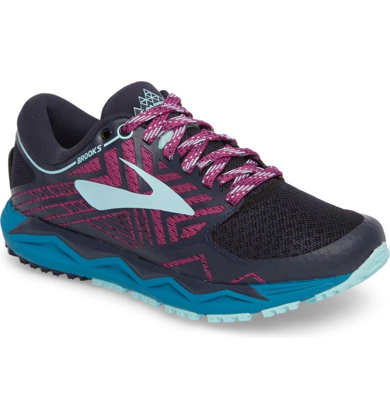 BROOKS Caldera 2 Trail Running Shoe, Main, color, 400