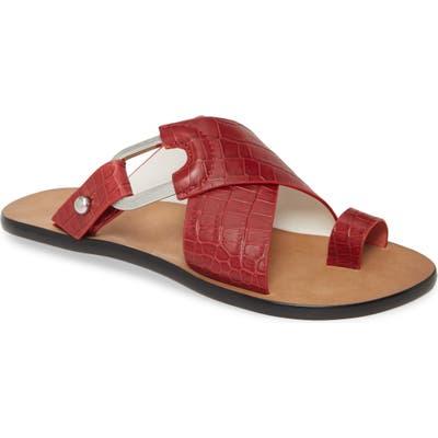 Rag & Bone August Sandal - Red