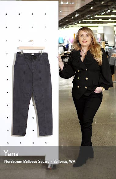 Crop Stretch Twill Pants, sales video thumbnail