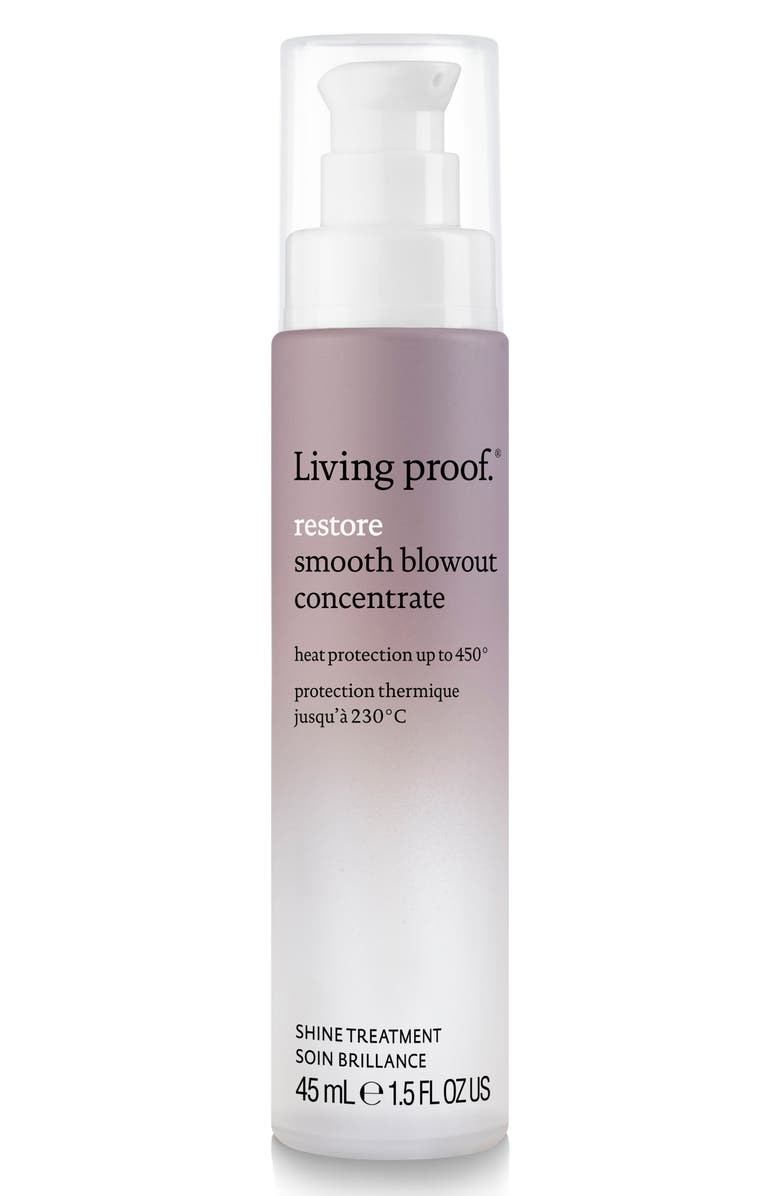 LIVING PROOF<SUP>®</SUP> Restore Smooth Blowout Concentrate, Main, color, NO COLOR