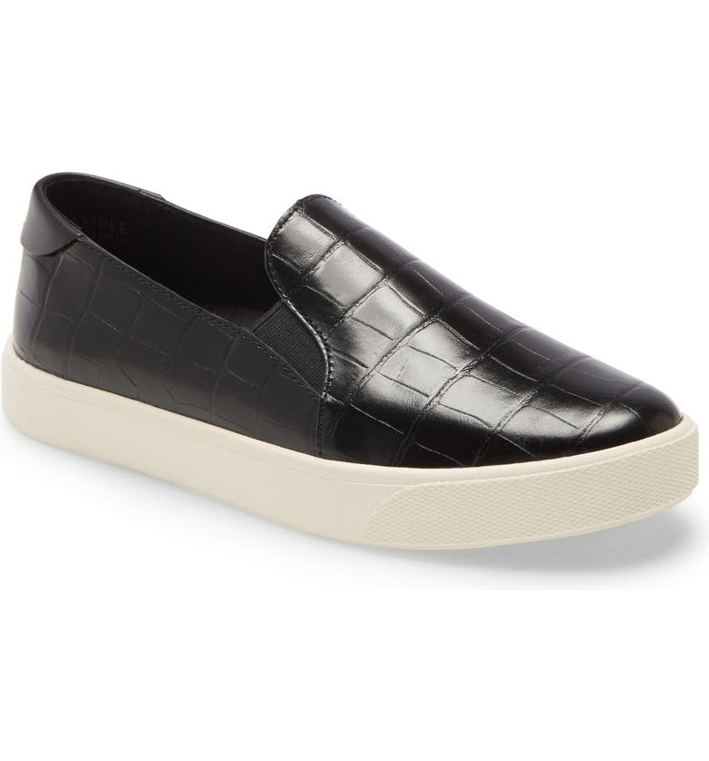 COLE HAAN GrandPro Spectator 2.0 Slip-On, Main, color, BLACK CROCO PRINT LEATHER