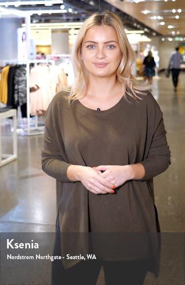 Niki Raw Hem Crop Jeans, sales video thumbnail