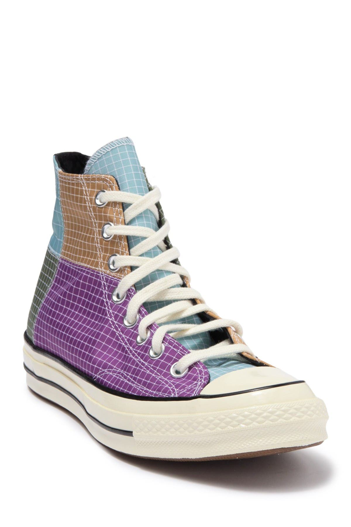 Image of Converse Chuck 70 Quad Ripstop High Top Sneaker