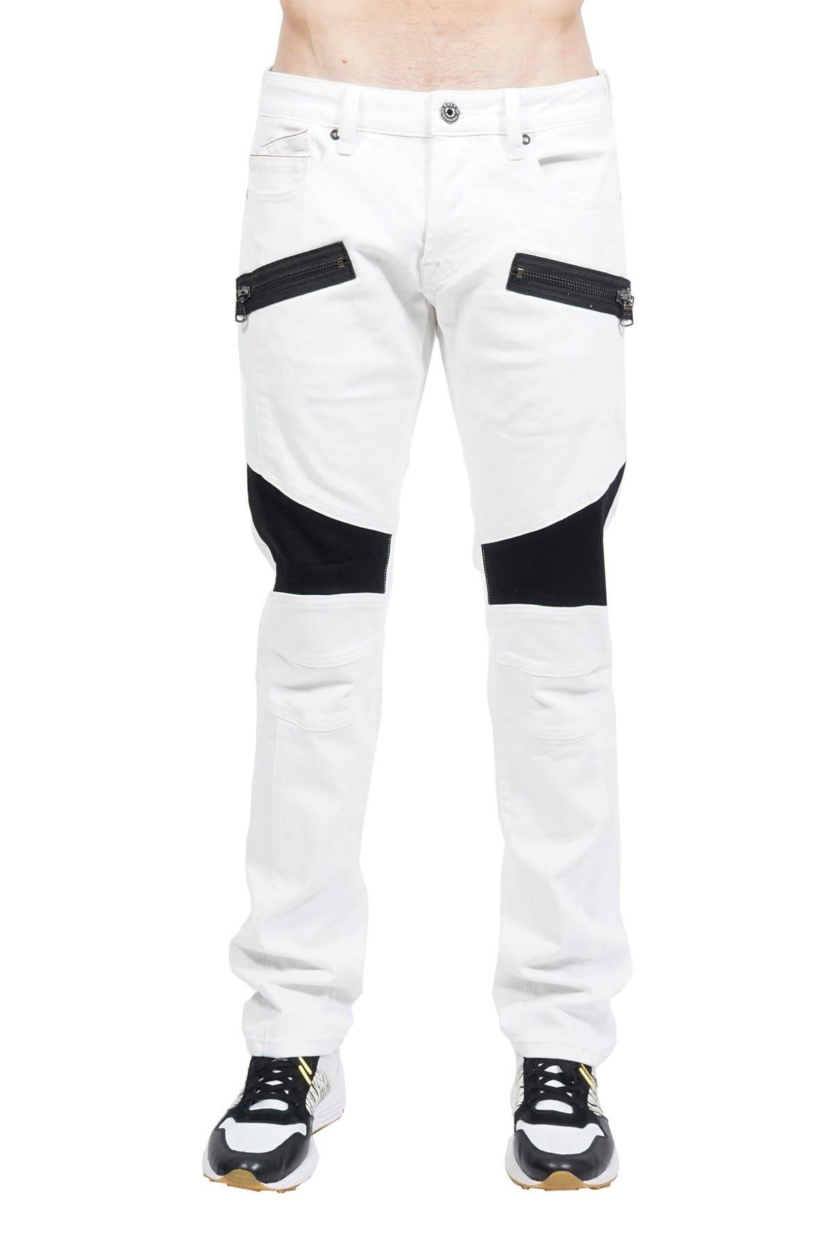 Image of Cult Of Individuality Greaser Moto Denim Jeans