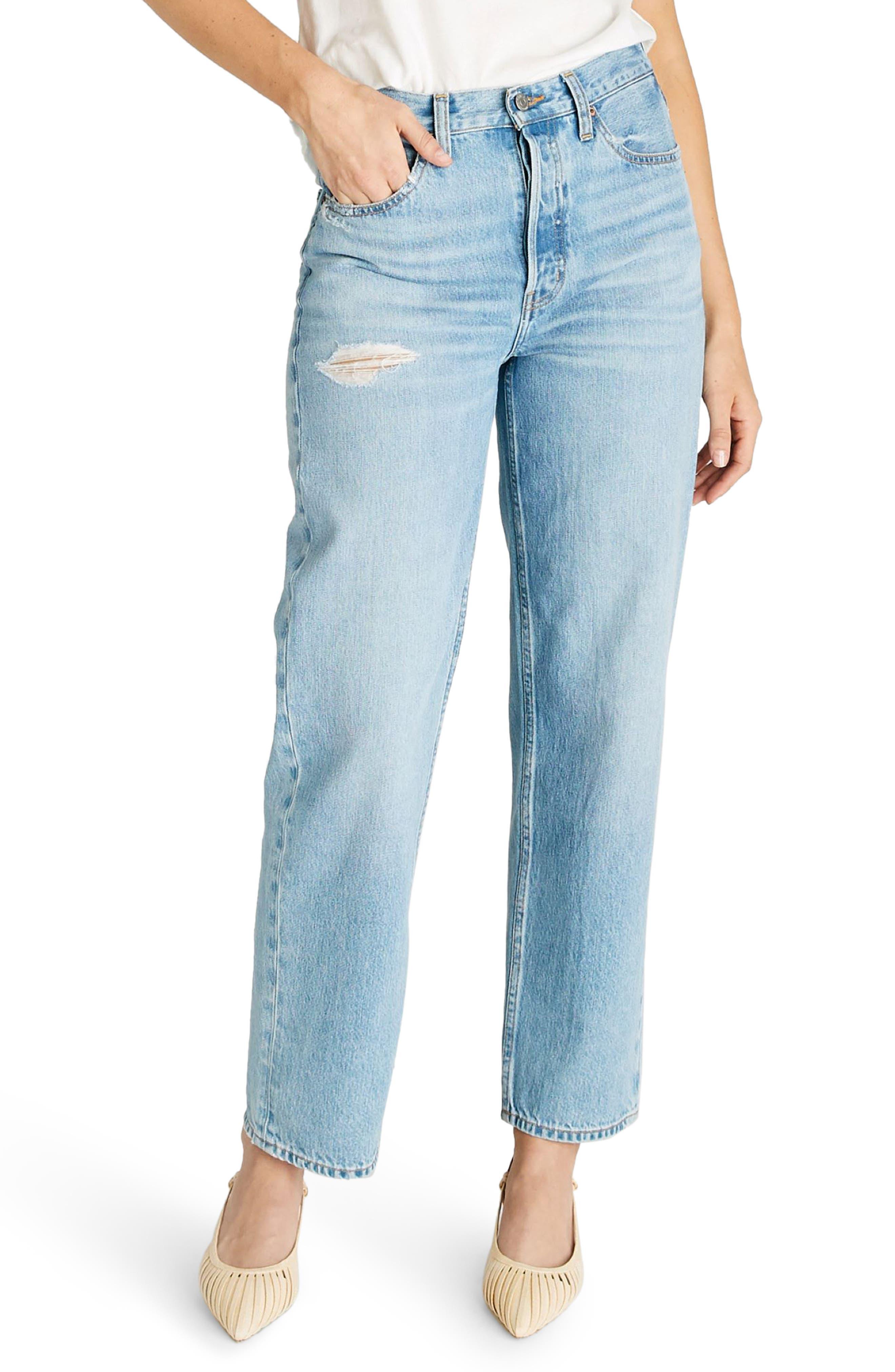 Women's Etica Tyler Vintage Straight Leg Jeans