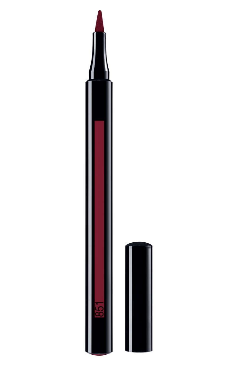 DIOR Rouge Dior Ink Lip Liner, Main, color, 851 SHOCK