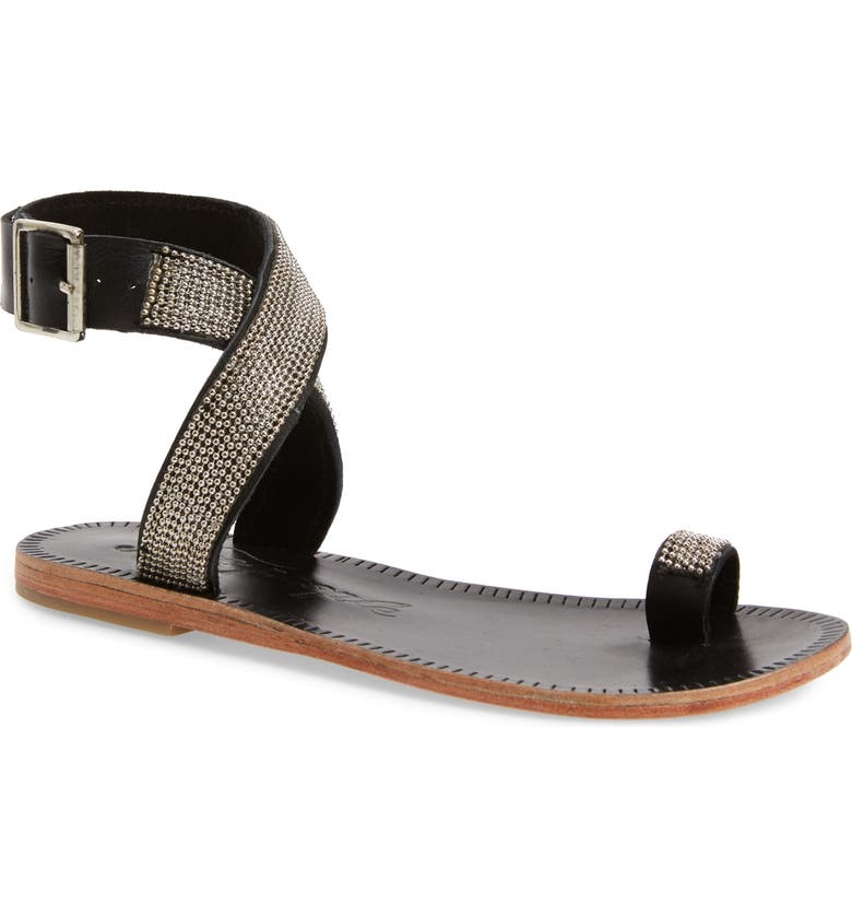 FREE PEOPLE Sunset Cruise Sandal, Main, color, 001