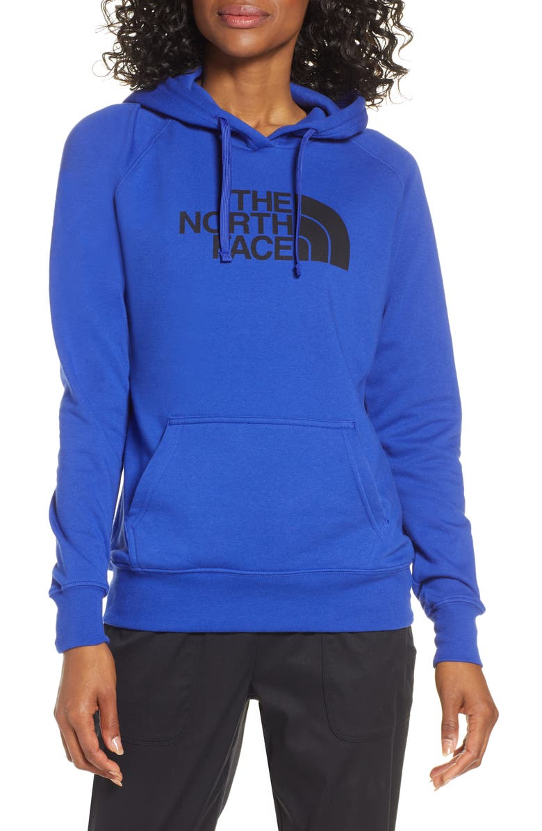 THE NORTH FACE Half Dome Hoodie, Main, color, 401