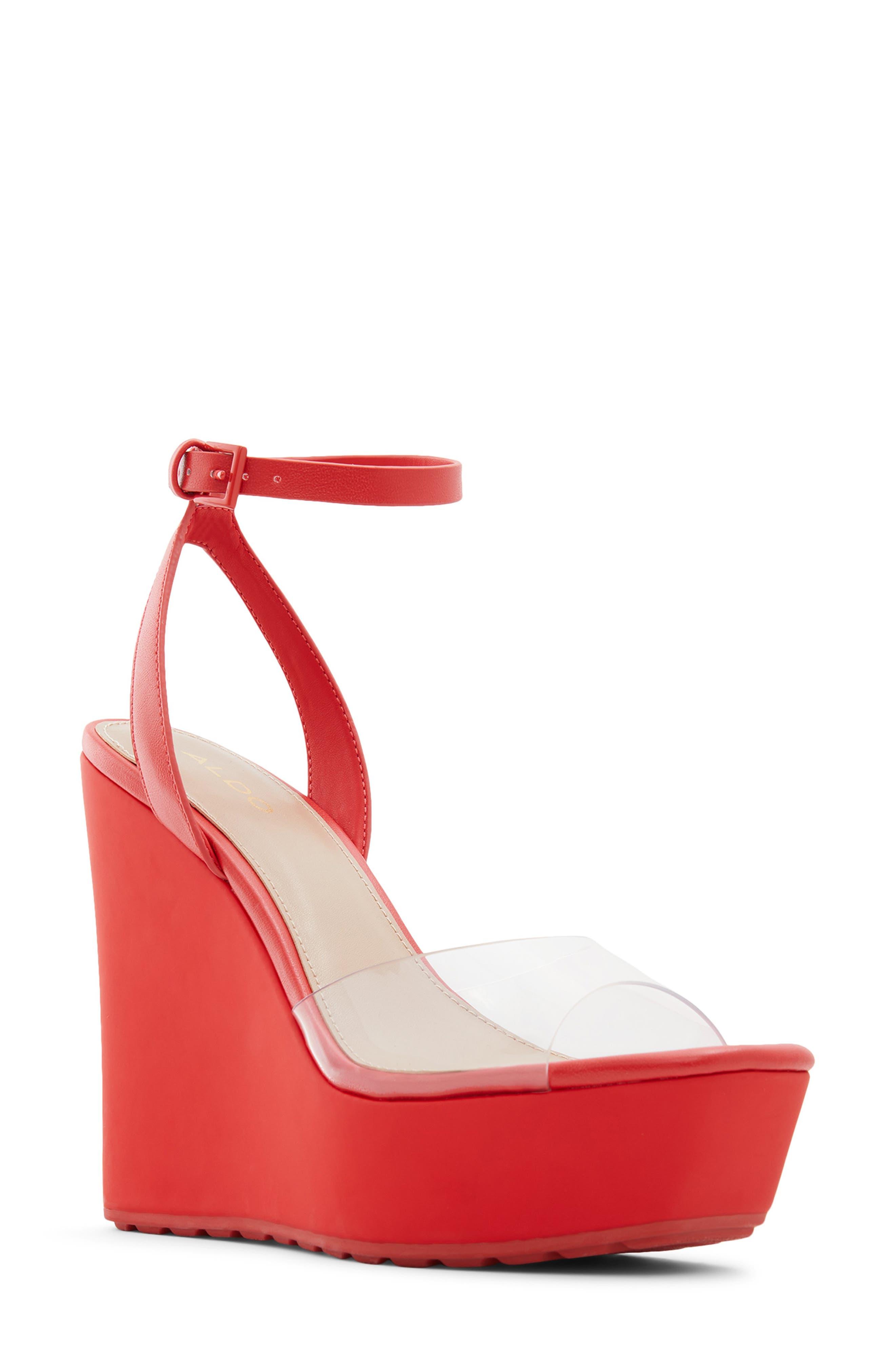 Verly Platform Wedge Sandal