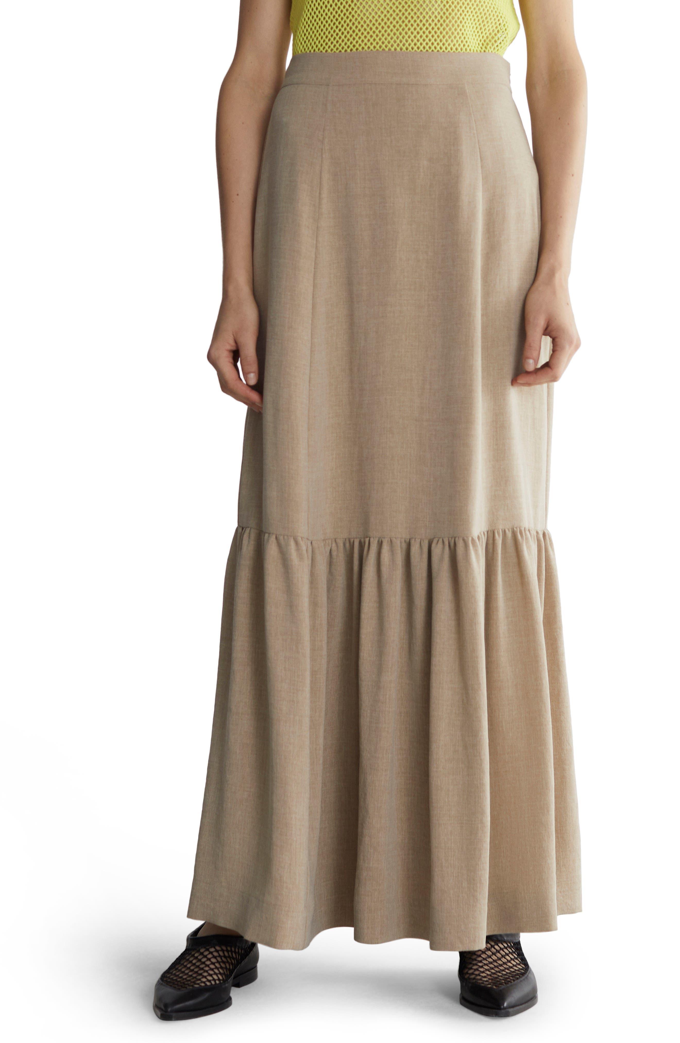 Image of RODEBJER Zegiga Maxi Skirt