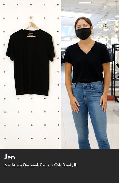 Peruvian Pima Cotton T-Shirt, sales video thumbnail