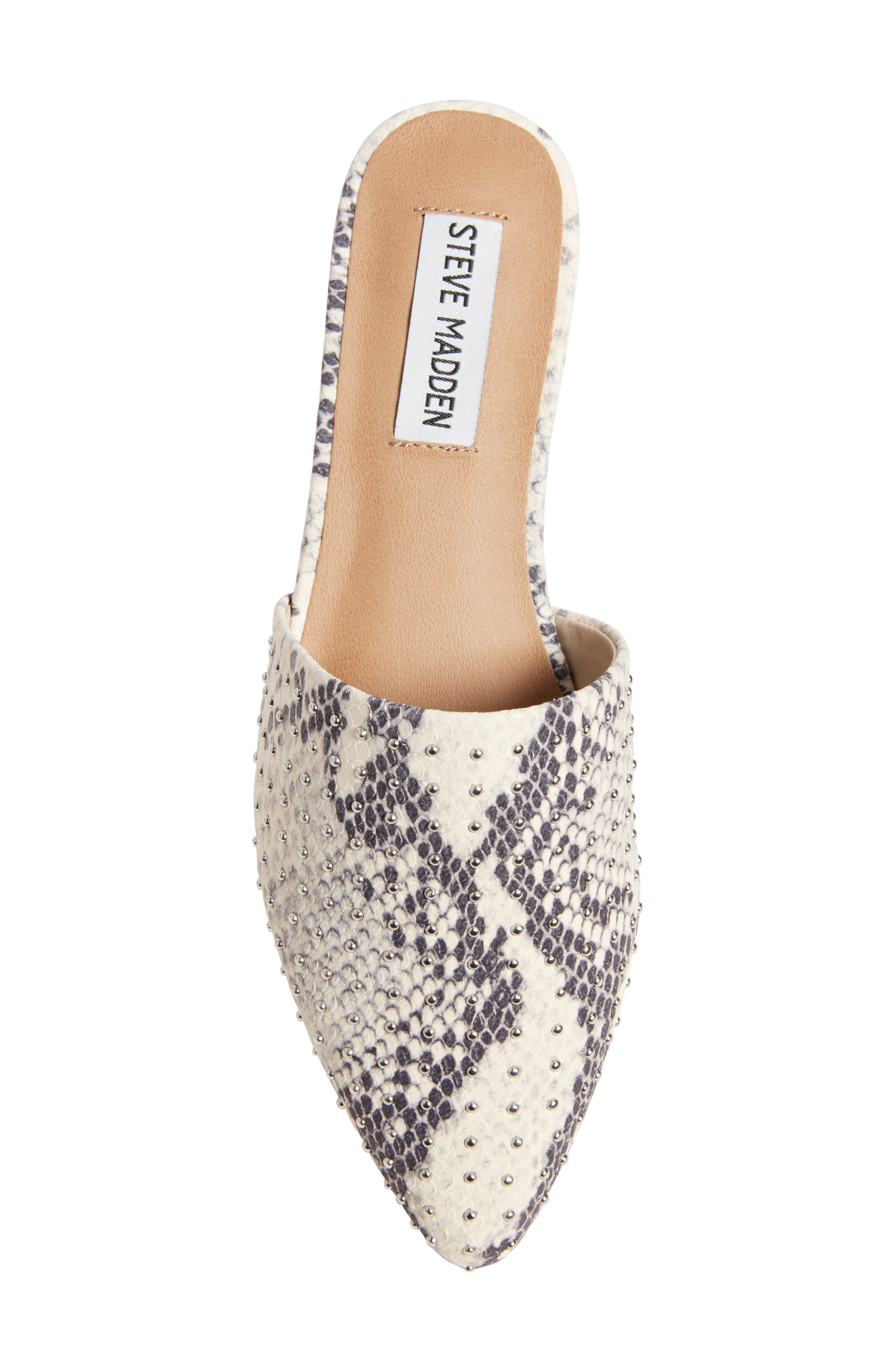 ,                             Trace Studded Mule,                             Alternate thumbnail 5, color,                             250