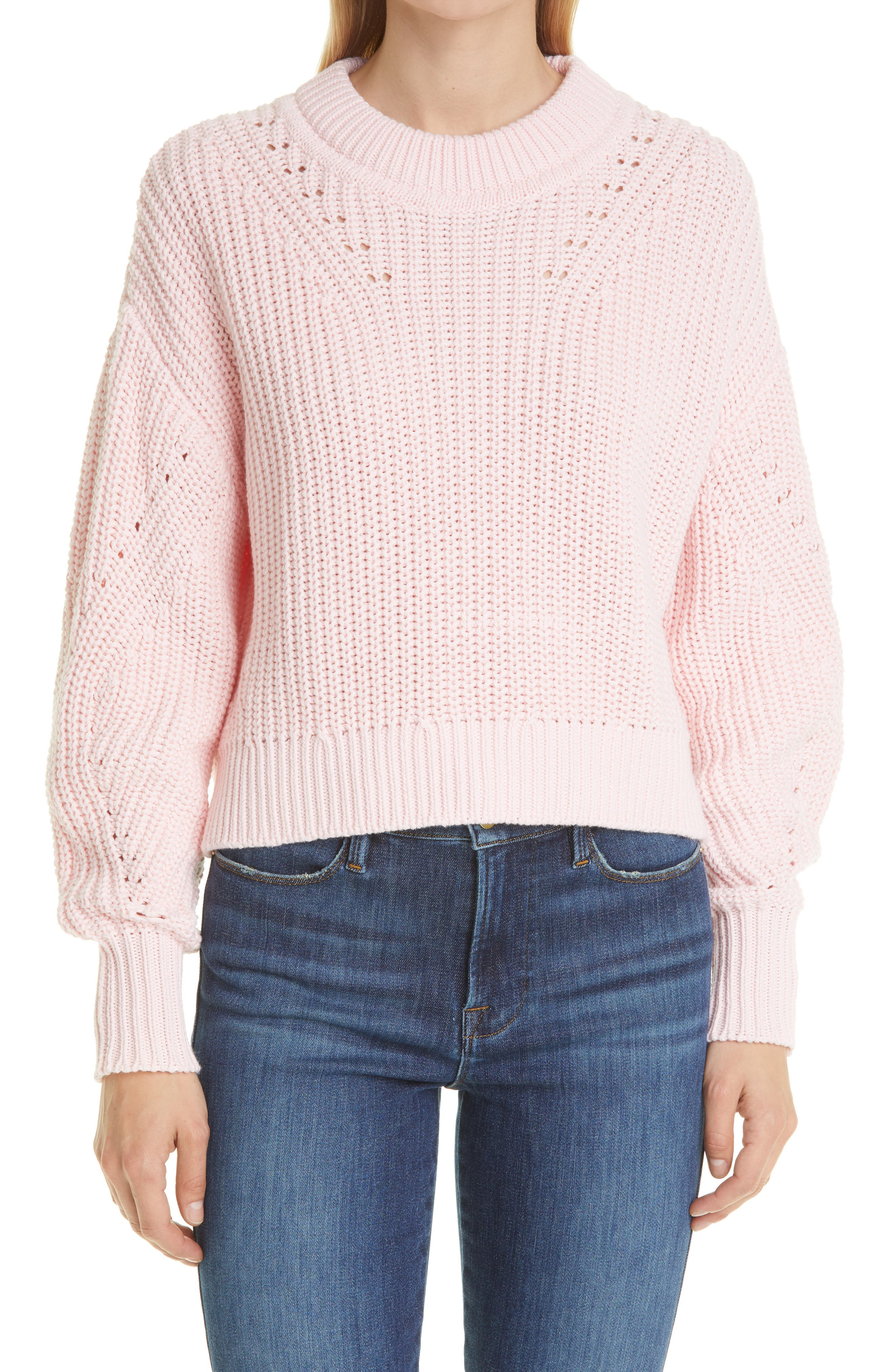 Normandy Cotton Sweater