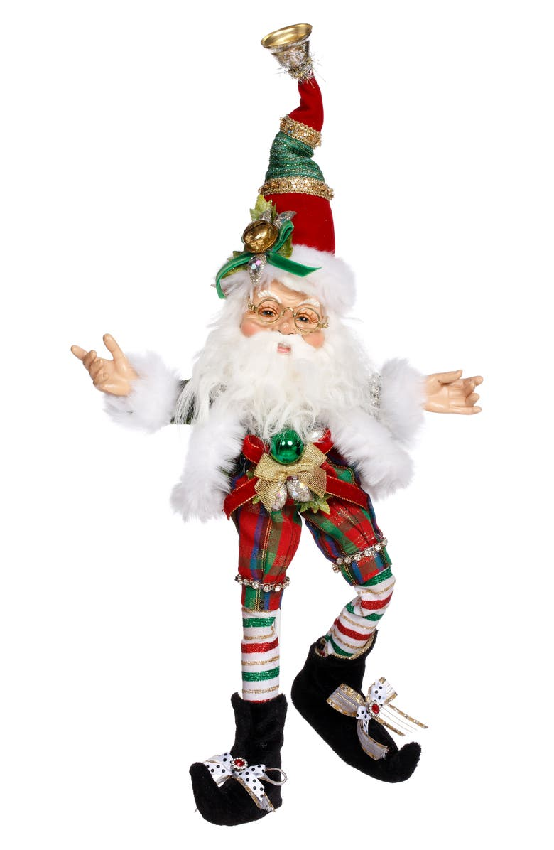MARK ROBERTS Christmastime Elf, Main, color, RED SMALL