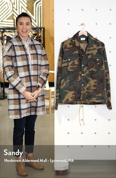 Camo Twill Field Jacket, sales video thumbnail